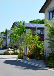 住宅用の太陽光発電システム